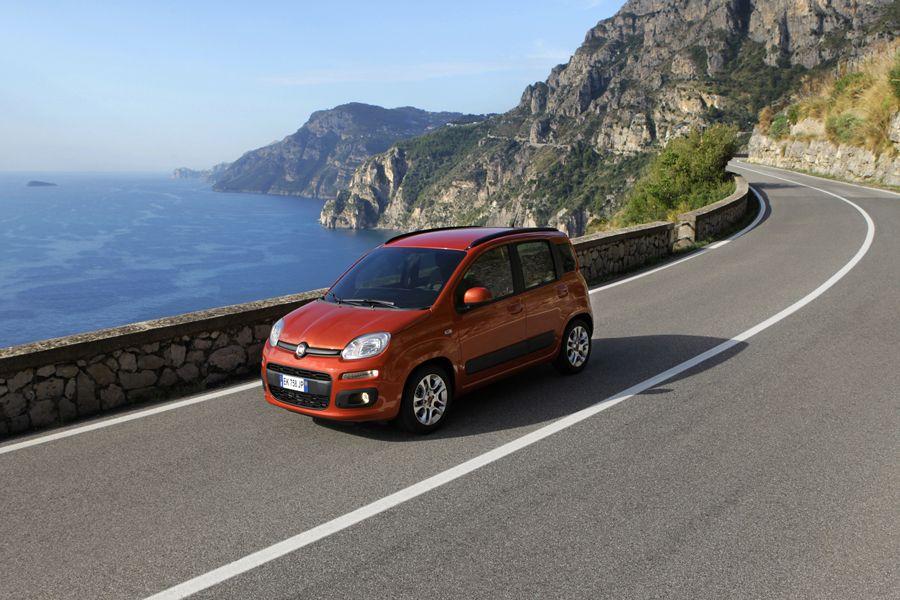 Новый Fiat Panda получил патент