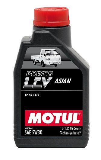 Motul Power LCV