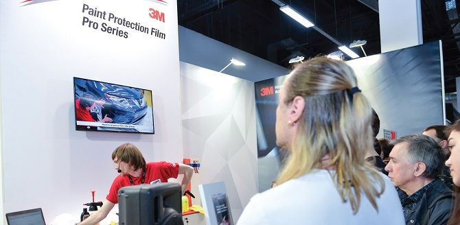 3M Detailer Day Expo 2017
