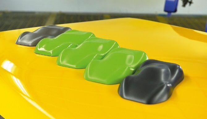 лакокраска для автомобиля