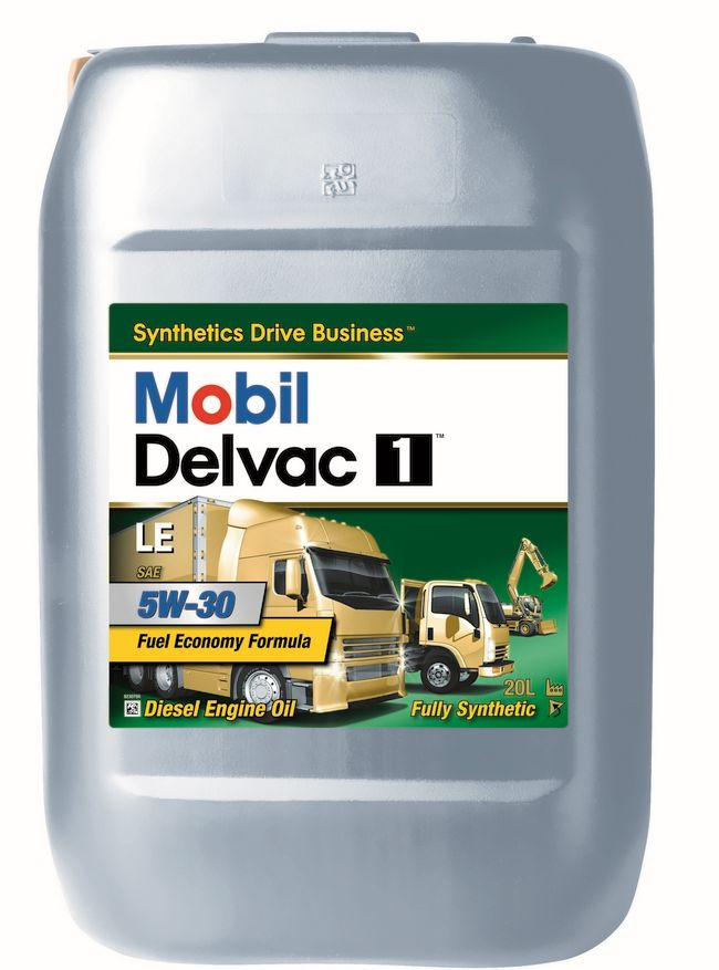 Масло Mobil Delvac CNG/LNG 15W-40
