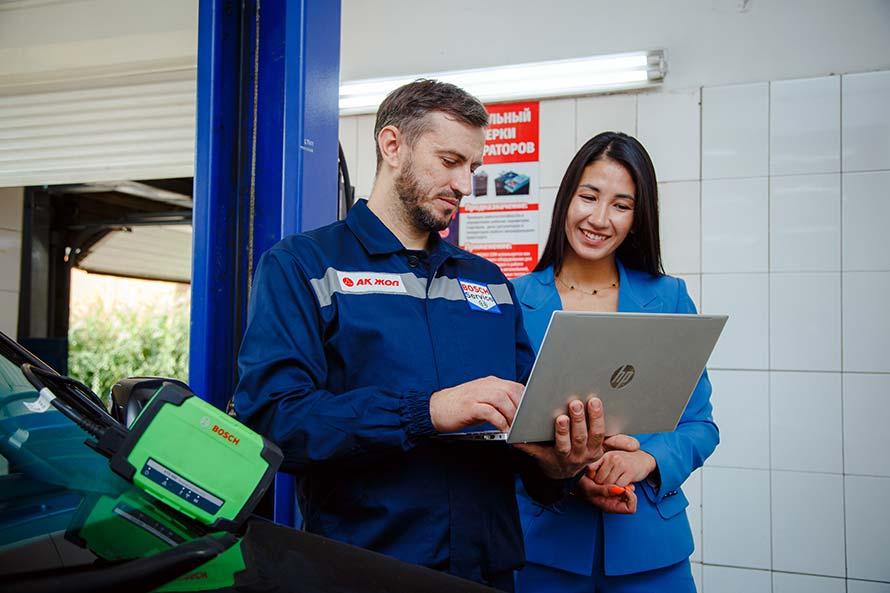 Сеть Бош Авто Сервис открывает новую СТО в Казахстане